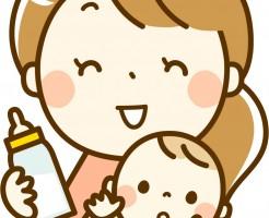 赤ちゃんミルク