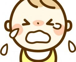 なく赤ちゃん